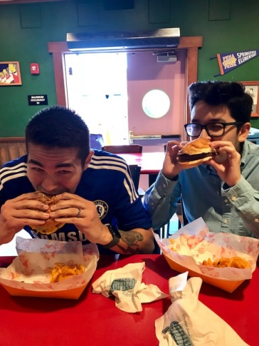 krusty burgers